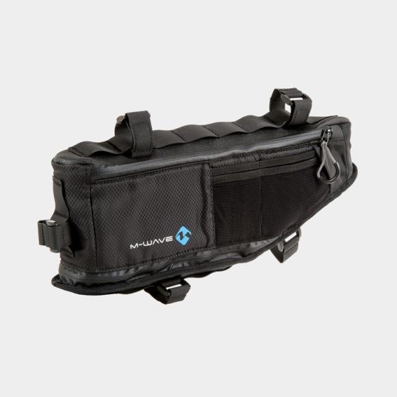 Ramväska M-Wave Rough Ride Triangle, 3.3 - 4.2 liter, svart