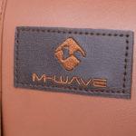 Pakethållarväskor M-Wave Amsterdam Double, 2 x 8 liter