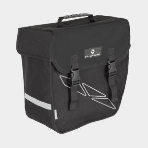 Pakethållarväska M-Wave Amsterdam Single, 18 liter, höger
