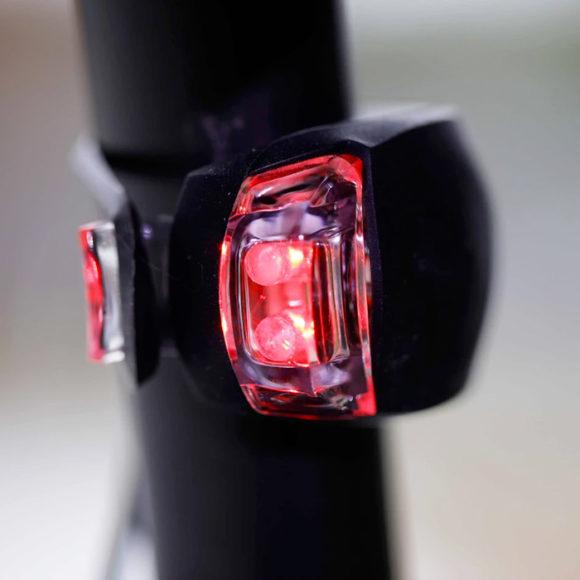 Lampset Machfally Mini White/Red