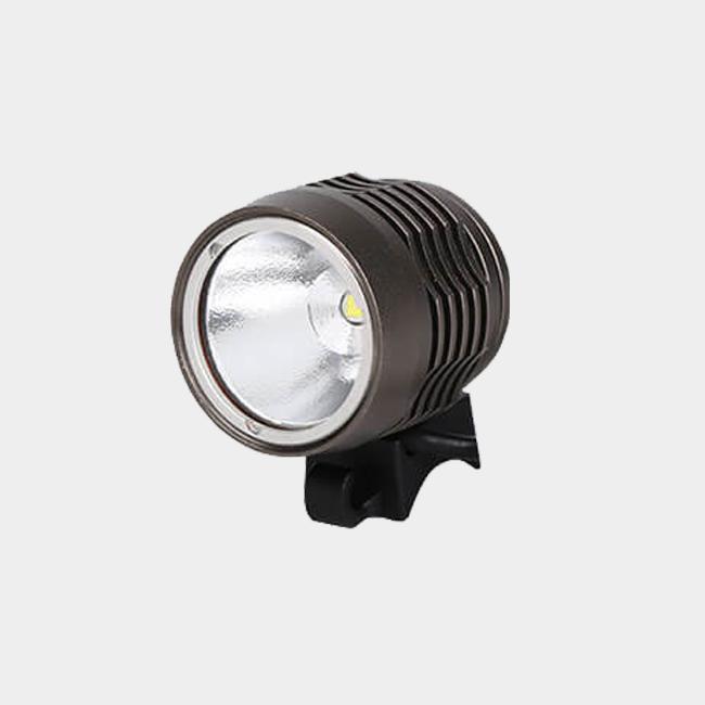 Hjälmlampa Ugoe Trailblazer 1000 + styrfäste