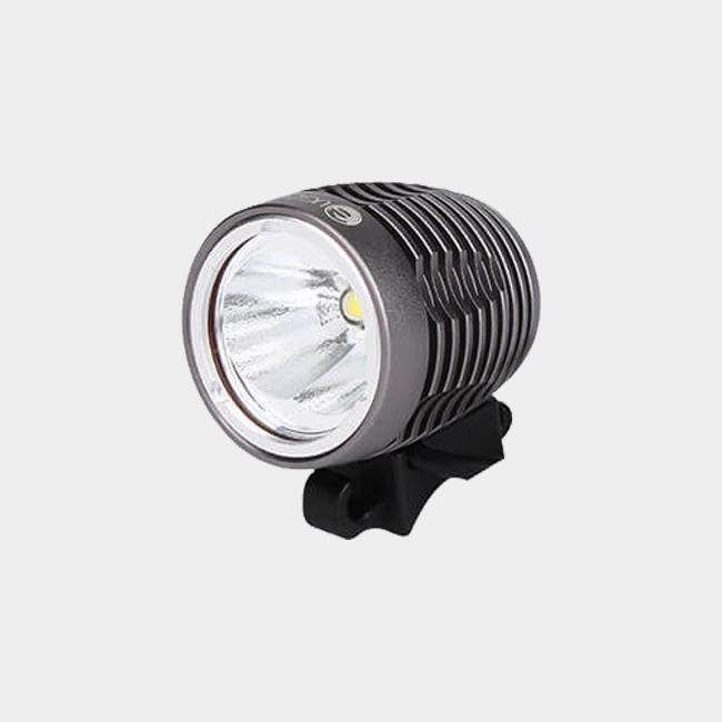 Hjälmlampa Ugoe Trailblazer 2000 + styrfäste
