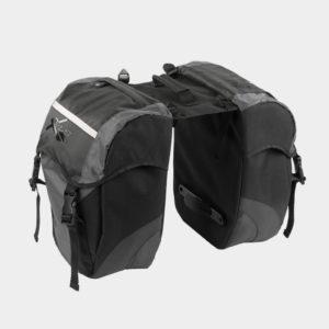Pakethållarväska XLC BA-S43, 10 liter