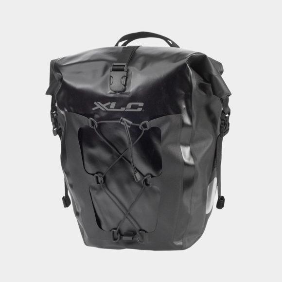 Pakethållarväskor XLC BA-W38, 2 x 20 liter