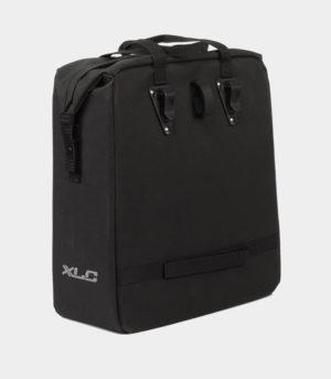 Pakethållarväska XLC BA-S89, 18 liter