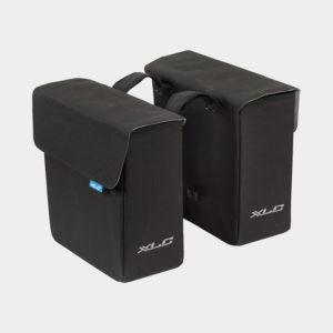 Pakethållarväskor XLC BA-S90, 2 x 18 liter