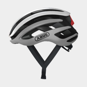 Cykelhjälm ABUS AirBreaker Silver White, Small (51 - 55 cm)
