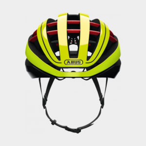 Cykelhjälm ABUS Aventor Neon Yellow, Large (57 - 61 cm)