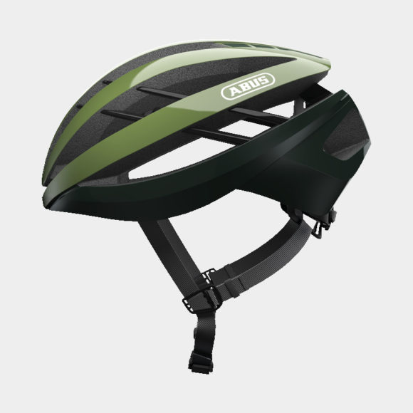 Cykelhjälm ABUS Aventor Opal Green, Large (57 - 61 cm)