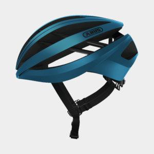 Cykelhjälm ABUS Aventor Steel Blue, Small (51 - 55 cm)