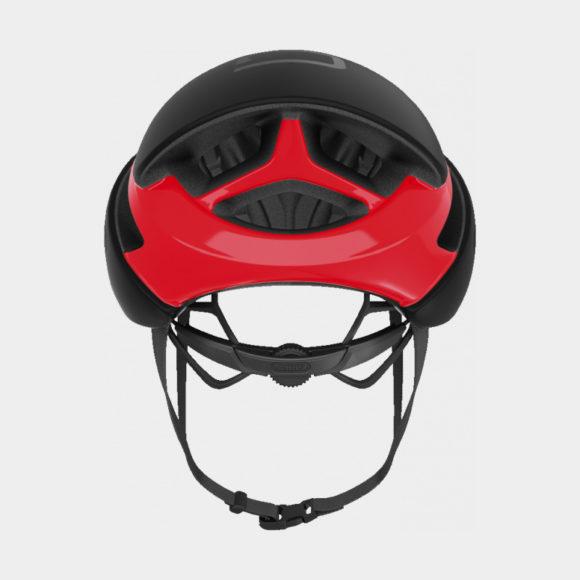 Cykelhjälm ABUS GameChanger Black Red, Medium (52 - 58 cm)