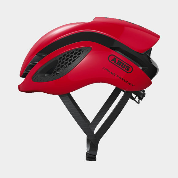 Cykelhjälm ABUS GameChanger Blaze Red, Large (59 - 62 cm)