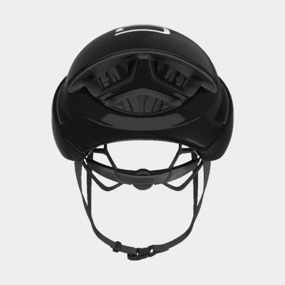 Cykelhjälm ABUS GameChanger Shiny Black, Medium (52 - 58 cm)