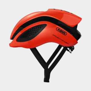 Cykelhjälm ABUS GameChanger Shrimp Orange, Medium (52 - 58 cm)