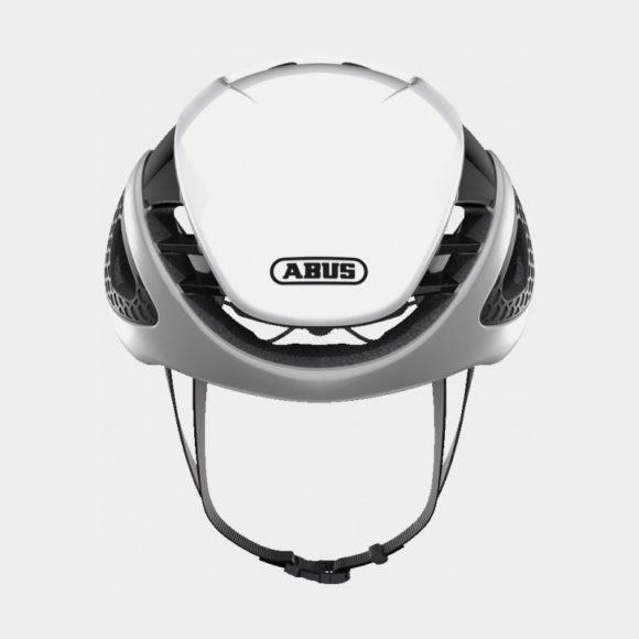Cykelhjälm ABUS GameChanger Silver White, Medium (52 - 58 cm)