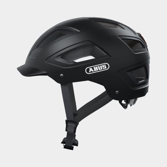 Cykelhjälm ABUS Hyban 2.0 Velvet Black, X-Large (58 - 63 cm)