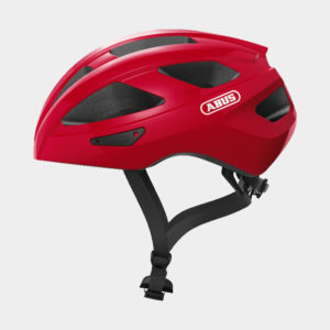 Cykelhjälm ABUS Macator Blaze Red, Medium (52 - 58 cm)
