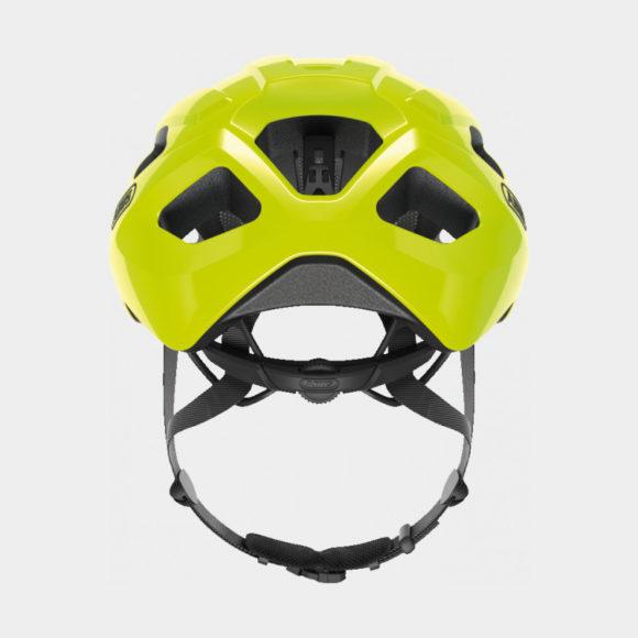 Cykelhjälm ABUS Macator Signal Yellow, Medium (52 - 58 cm)