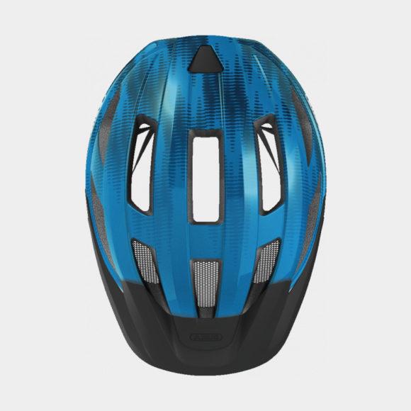 Cykelhjälm ABUS Macator Steel Blue, Medium (52 - 58 cm)