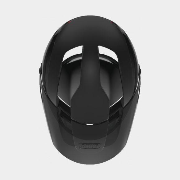 Cykelhjälm ABUS MonTrailer QUIN Velvet Black, Medium (55 - 58 cm)