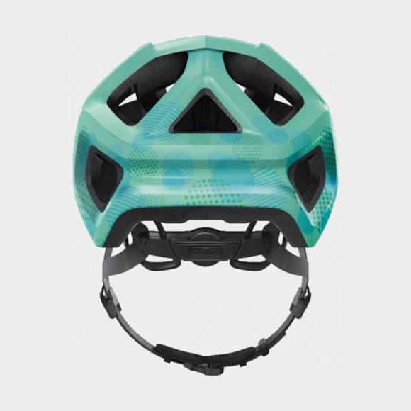 Cykelhjälm ABUS MountZ Celeste Green, Small (48 - 54 cm)
