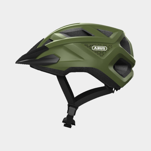 Cykelhjälm ABUS MountZ Jade Green, Small (48 - 54 cm)