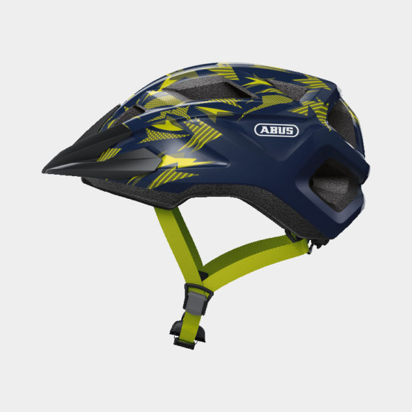 Cykelhjälm ABUS MountZ Midnight Blue, Medium (52 - 57 cm)