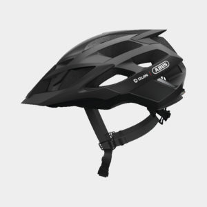 Cykelhjälm ABUS Moventor QUIN Velvet Black, Large (57 - 61 cm)