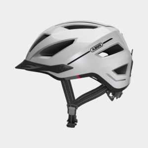 Cykelhjälm ABUS Pedelec 2.0 Pearl White, Small (51 - 55 cm)
