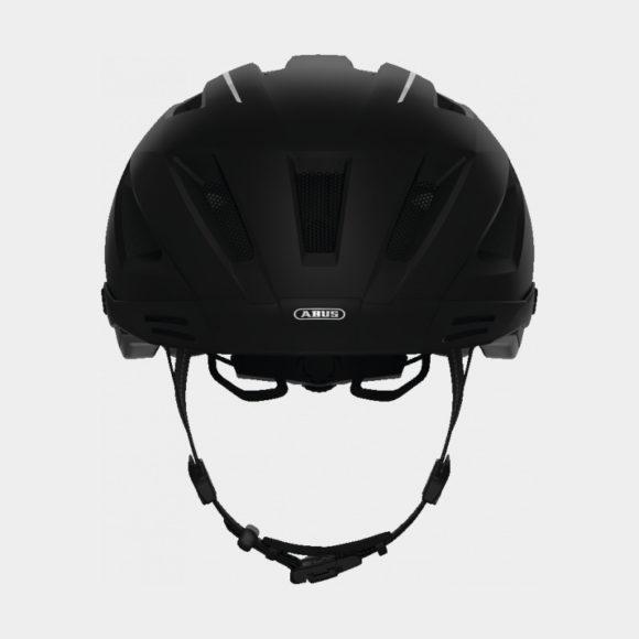 Cykelhjälm ABUS Pedelec 2.0 Velvet Black, Medium (52 - 57 cm)