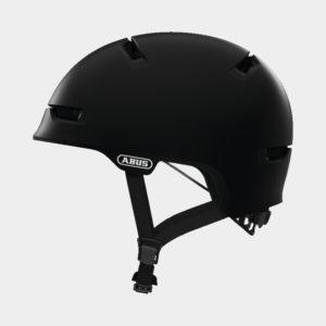 Cykelhjälm ABUS Scraper 3.0 ACE Velvet Black, Large (57 - 61 cm)