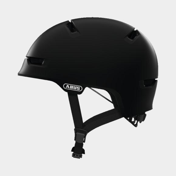 Cykelhjälm ABUS Scraper 3.0 ACE Velvet Black, Medium (54 - 58 cm)
