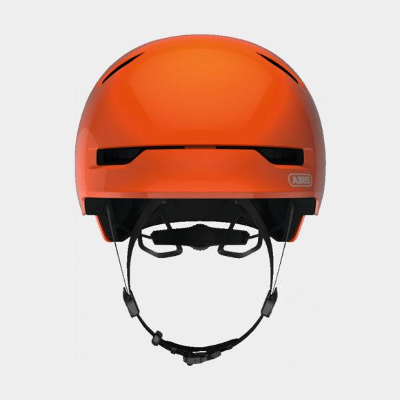 Cykelhjälm ABUS Scraper 3.0 Kid Shiny Orange, Medium (54 - 58 cm)