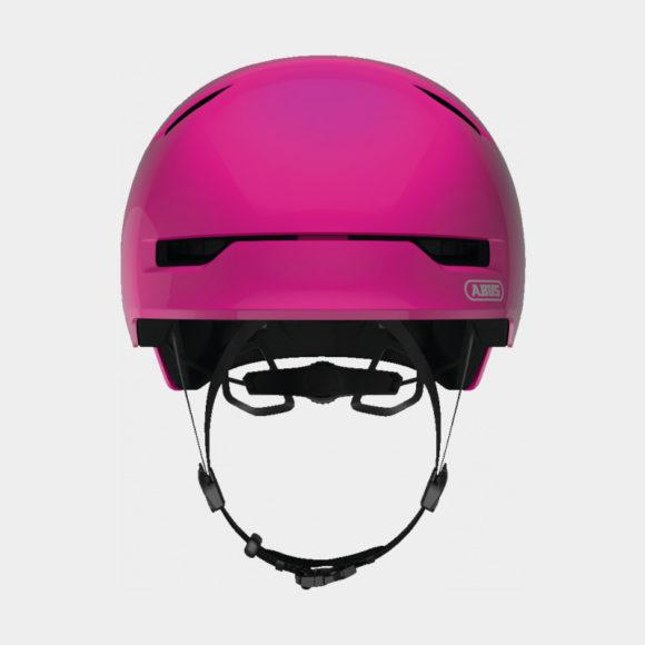 Cykelhjälm ABUS Scraper 3.0 Kid Shiny Pink, Small (51 - 55 cm)