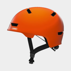 Cykelhjälm ABUS Scraper 3.0 Signal Orange, Medium (54 - 58 cm)