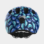 Cykelhjälm ABUS Smiley 2.0 Blue Car, Medium (50 - 55 cm)