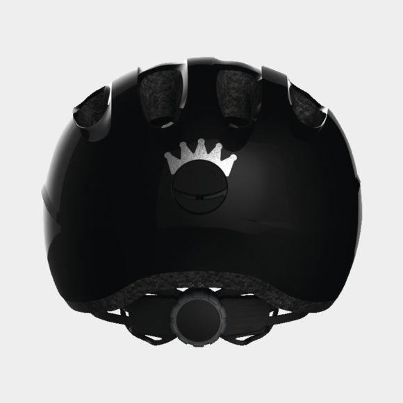 Cykelhjälm ABUS Smiley 2.0 Royal Black, Medium (50 - 55 cm)