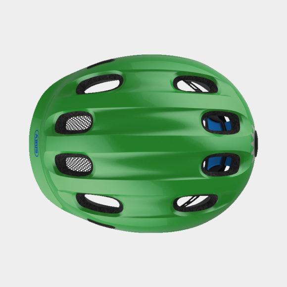 Cykelhjälm ABUS Smiley 2.1 MIPS Sparkling Green, Small (45 - 50 cm)