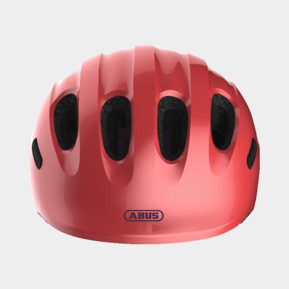 Cykelhjälm ABUS Smiley 2.1 MIPS Sparkling Peach, Small (45 - 50 cm)