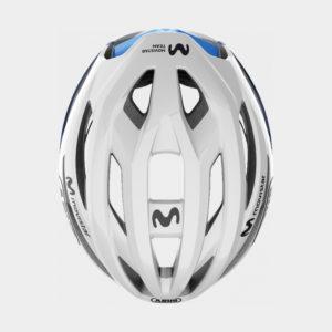 Cykelhjälm ABUS StormChaser Movistar Team 20, Medium (54 - 58 cm)