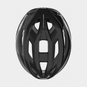 Cykelhjälm ABUS StormChaser Shiny Black, Medium (54 - 58 cm)