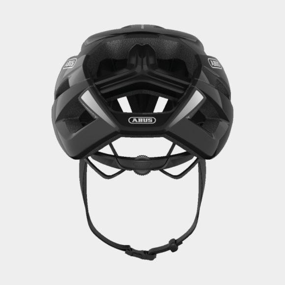 Cykelhjälm ABUS StormChaser Shiny Black, X-Large (60 - 63 cm)