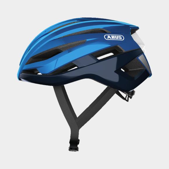 Cykelhjälm ABUS StormChaser Steel Blue, Medium (54 - 58 cm)
