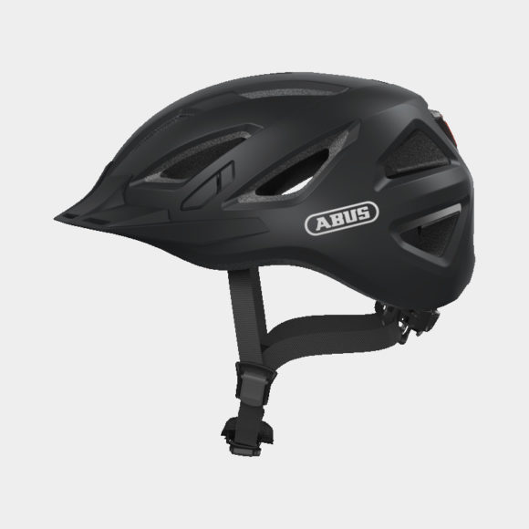 Cykelhjälm ABUS Urban-I 3.0 Velvet Black, Large (56 - 61 cm)