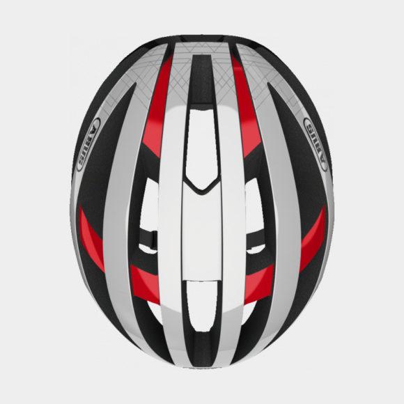 Cykelhjälm ABUS Viantor Blaze Red, Small (51 - 55 cm)