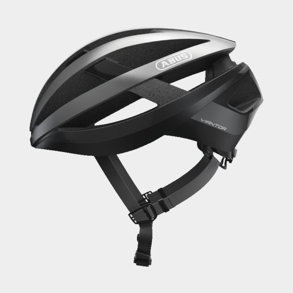 Cykelhjälm ABUS Viantor Dark Grey, Large (58 - 62 cm)
