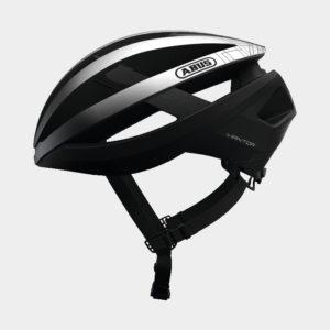 Cykelhjälm ABUS Viantor Gleam Silver, Medium (52 - 58 cm)