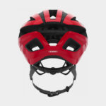 Cykelhjälm ABUS Viantor Racing Red, Medium (52 - 58 cm)