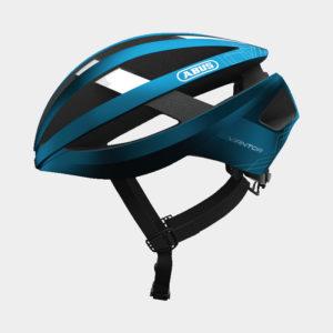 Cykelhjälm ABUS Viantor Steel Blue, Large (58 - 62 cm)