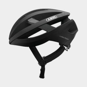 Cykelhjälm ABUS Viantor Velvet Black, Large (58 - 62 cm)